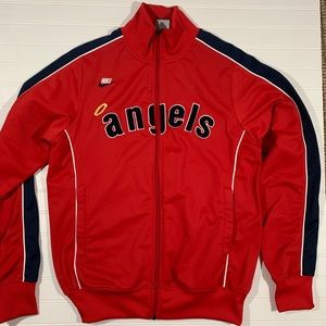 EUC Anaheim Angels Jacket